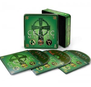 VA - Celtic Moods: The Essential Album [3CD Collector's Edition Box Set] (2011)