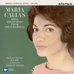 Maria Callas - Sings Great Arias From French Operas (1961) [2014] [HDTracks]