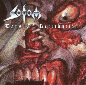 Sodom - Days Of Retribution [EP] (2016)
