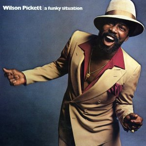 Wilson Pickett - A Funky Situation (1978) [2012] [HDTracks]