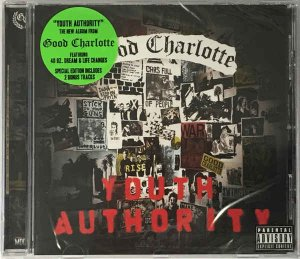 Good Charlotte - Youth Authority [Special Edition] (2016)