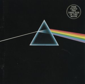 Pink Floyd - The Dark Side Of The Moon (UK 1st Press) (1973)
