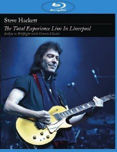 Steve Hackett - The Total Experience: Live In Liverpool (2016) [BDRip 1080p]