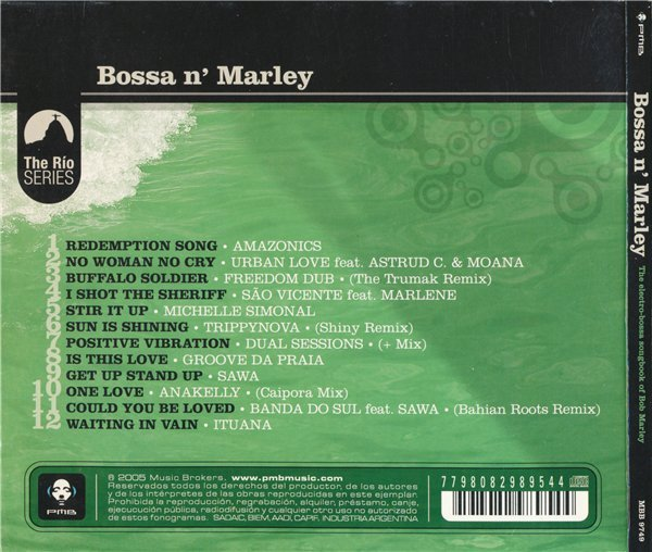 [8] Bossa n' Marley - Is This Love - YouTube