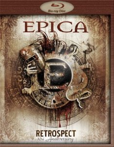 Epica - Retrospect: 10th Anniversary (2013) [BDRip 1080p]