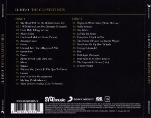 Il Divo - The Greatest Hits [Deluxe Edition] (2012)