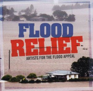 VA - Flood Relief: Artists For The Flood Appeal [3CD Box Set] (2011)
