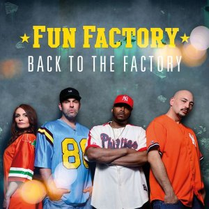 Fun Factory - Back to the Factory (2CD) (2016)