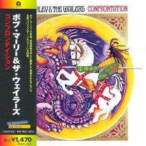 Bob Marley & The Wailers - Confrontation (1983) [Japan 2005]