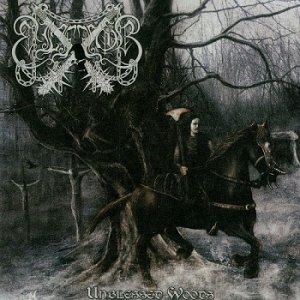 Elffor - Unblessed Woods (Digipack Limited Edition) (2011)