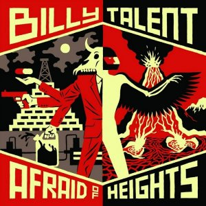 Billy Talent - Afraid of Heights (2016) [HDTracks]
