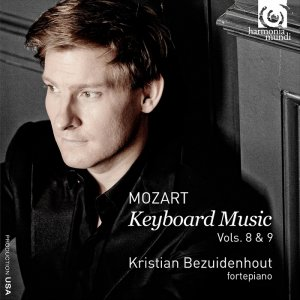Kristian Bezuidenhout - Mozart: Keyboard Music Vols. 8 & 9 (2016) [HDTracks]