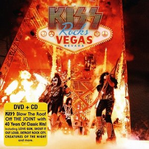 Kiss - Kiss Rocks Vegas (2016)