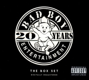 VA - Bad Boy 20th Anniversary Box Set Edition [5CD] (2016) [Remastered]