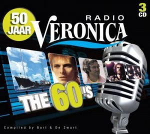 VA - 50 Jaar Radio Veronica - The 60's [3CD Box Set] (2010)
