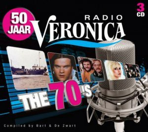 VA - 50 Jaar Radio Veronica - The 70's [3CD Box Set] (2010)