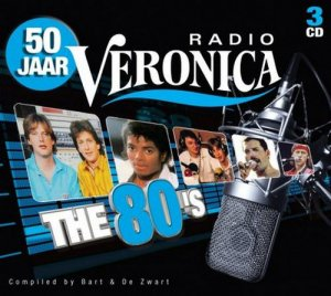 VA - 50 Jaar Radio Veronica - The 80's [3CD Box Set] (2010)