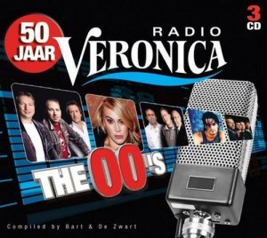 VA - 50 Jaar Radio Veronica - The 00's [3CD Box Set] (2010)