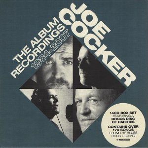 Joe Cocker - The Album Recordings: 1984-2007 [Box Set] (2016)