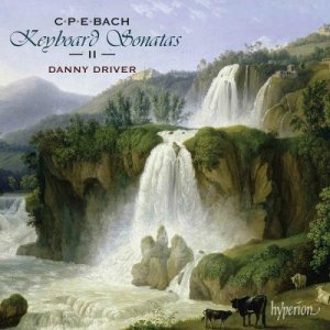 Danny Driver - C.P.E. Bach. Keyboard Sonatas, Vol.2 (2012) [HDTracks]