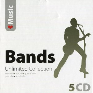 VA - Bands - Unlimited Collection [5CD Box Set] (2011)