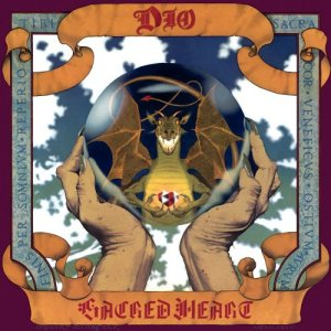 Dio - Sacred Heart (1985/2015) [HDTracks]