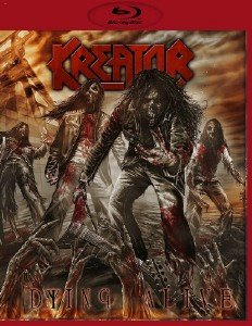Kreator - Dying Alive (2013)[BDRip 1080p]