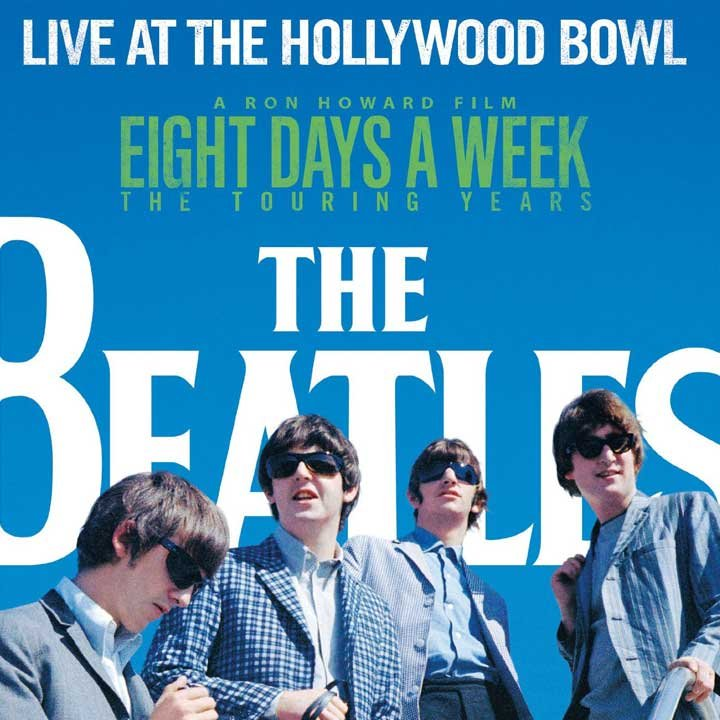 The Beatles - Live at the Hollywood Bowl (2016) » Lossless
