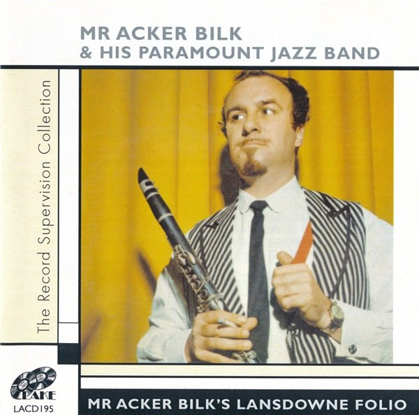 The fabulous mr. Acker bilk — acker bilk | last. Fm.