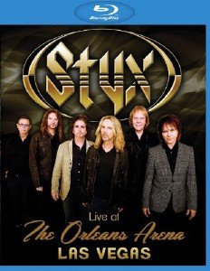 Styx - Live at The Orleans Arena Las Vegas (2016) [BDRip 1080]