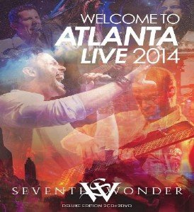 Seventh Wonder - Welcome To Atlanta Live 2014 (2016) [2xDVD5]