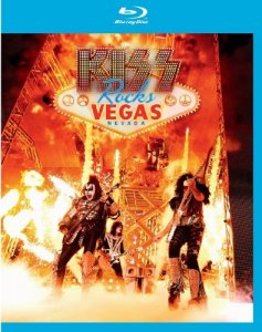 Kiss - Rocks Vegas: Live at the Hard Rock Hotel (2016) [BDRip 1080p]