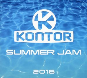 VA - Kontor Summer Jam 2016 [3CD Box Set] (2016)