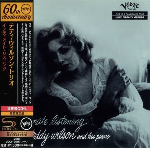 Teddy Wilson And His Piano - Intimate Listening (1954) [2016 Japan]