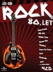 VA - Rock 80.Let [4CD Box Set] (2012)