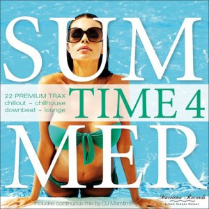 VA - Summer Time Vol. 4 - 22 Premium Trax: Chillout, Chillhouse, Downbeat, Lounge (2016)