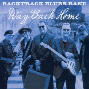 Backtrack Blues Band - Way Back Home (2016)