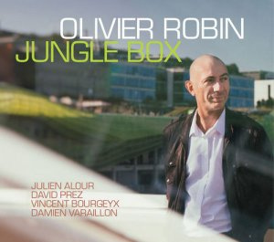 Olivier Robin - Jungle Box (2016)