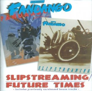 Nick Simper's Fandango - Slipstreaming / Future Times [2CD] (1979 / 1980)