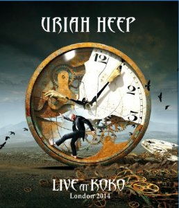Uriah Heep - Live at Koko (2014)