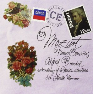 VA - Mozart: Piano Concertos [12CD Box Set] (2011)