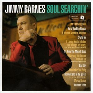 Jimmy Barnes - Soul Searchin' (Limited Edition Deluxe Version) (2016)