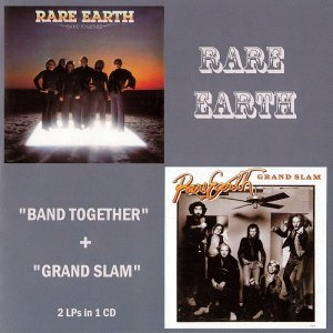 Rare Earth - Band Together + Grand Slam (2016)