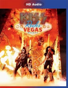 Kiss - Rocks Vegas: Live at the Hard Rock Hotel (2016)