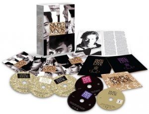 Simple Minds - Once Upon A Time (5CD Super Deluxe Box Set Universal Music 2015)