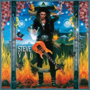 Steve Vai - Passion And Warfare (1990) [25th Anniversary Edition] (2016) [HDTracks]