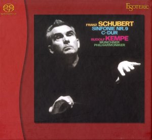 Rudolf Kempe - Schubert: Symphony No. 9 (1968/2011) [SACD + HDtracks]