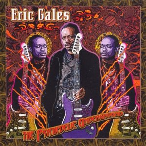 Eric Gales - The Psychedelic Underground (2007)