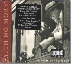 Faith No More - Album of the Year (Deluxe Edition) (2CD) (1997) (2016)