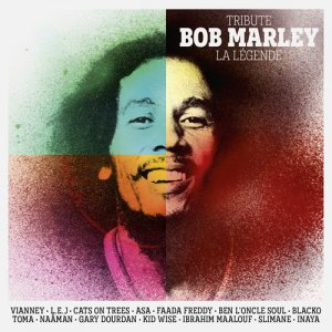 VA - Tribute Bob Marley: La Legende (2016)